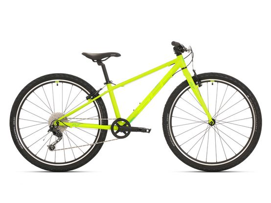 SUPERIOR F.L.Y. 27 2020 MATTE LIME GREEN/NEON YELLOW