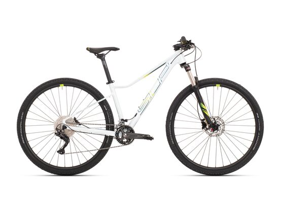 SUPERIOR XC 889 LADY GLOSS WHITE/BLUE/LIME 2021