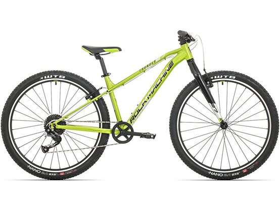 Rock Machine Thunder 27 DVO green/gloss silver/black 2020