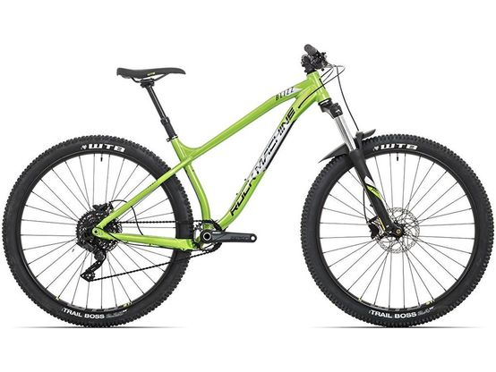 Rock Machine Blizz 40-29 DVO green/gloss silver/black 2020