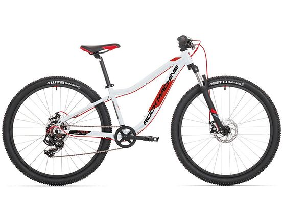 Rock Machine Storm 27 gloss silver/red/black 2021