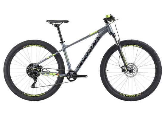 SILVERBACK 2021 Stride Comp 29 - Smoke grey/Lime