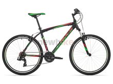 "ROCK MACHINE ROCK MACHINE 26"" Manhattan 30 black/red/green 2017"