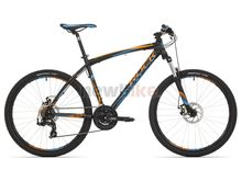 "ROCK MACHINE ROCK MACHINE 26"" Manhattan 60 black/orange/blue 2017"