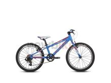 "SUPERIOR XC 20"" Racer blue-red 2016"